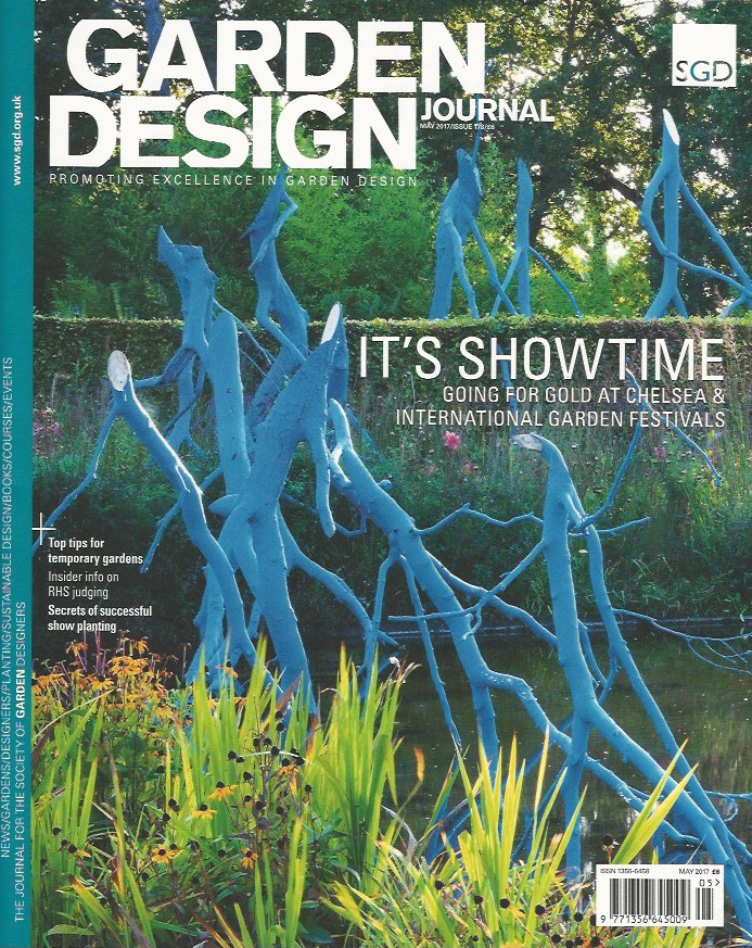 Fresh Gardens. May 2017 Issue Of Garden Design Journal
