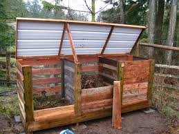 What can you put into a composting bin?